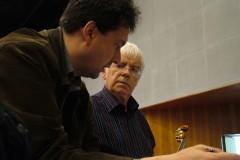 mit Helmuth Rilling