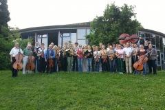 Das Sinfonieorchester der Universität Hohenheim