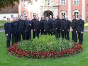 """DIE MEISTERSINGER - """"singen und sagen"""" @ Ludwigsburg, Residenzschloss, Ordenssaal"""
