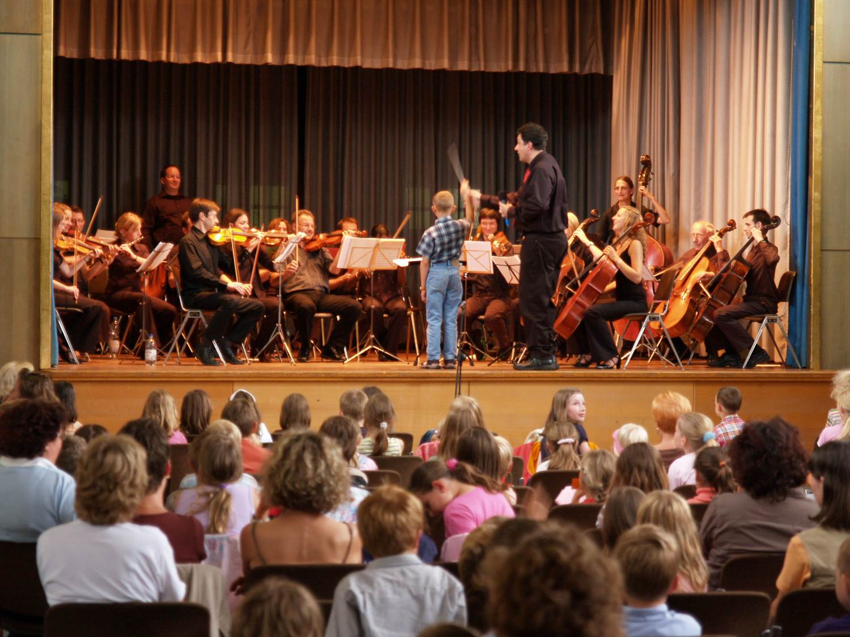 SO Hohenheim Kinderkonzert in Gerlingen