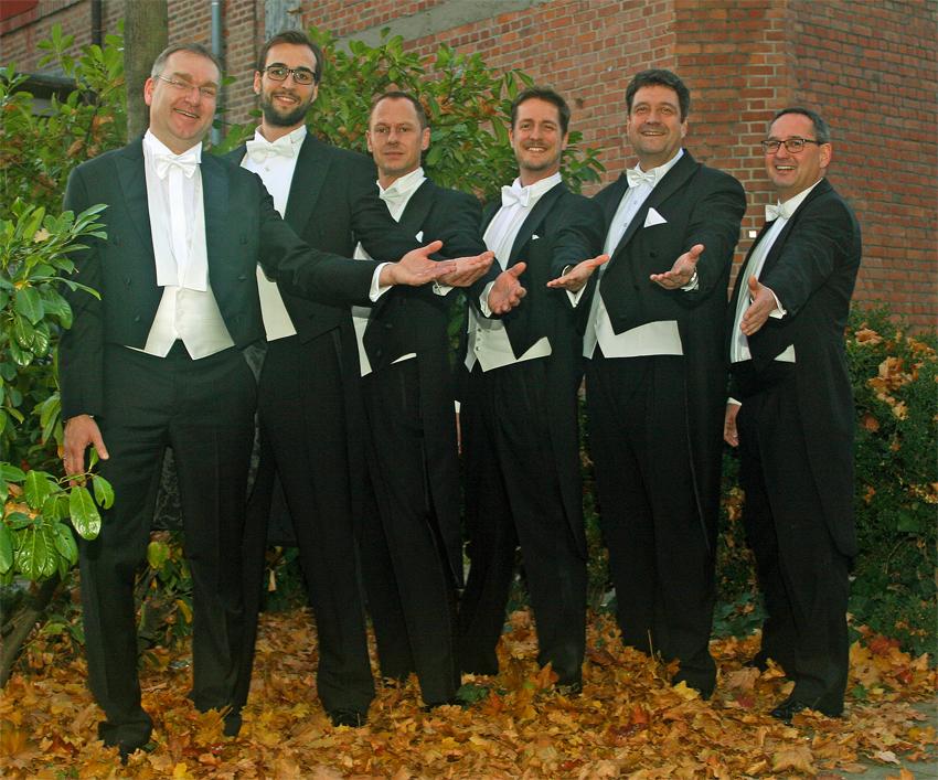 Die Stuttgart Vocalists 2016