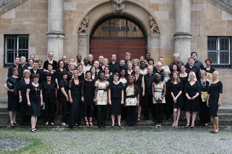 Solitude-Chor Konzert mit Vox Zambezi 2014