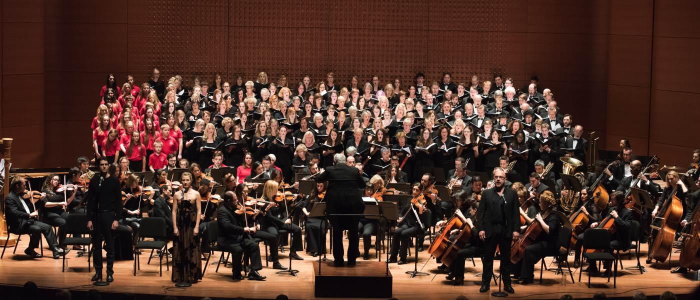 auf der Bühne der Carnegie-Hall, Nov. 2014