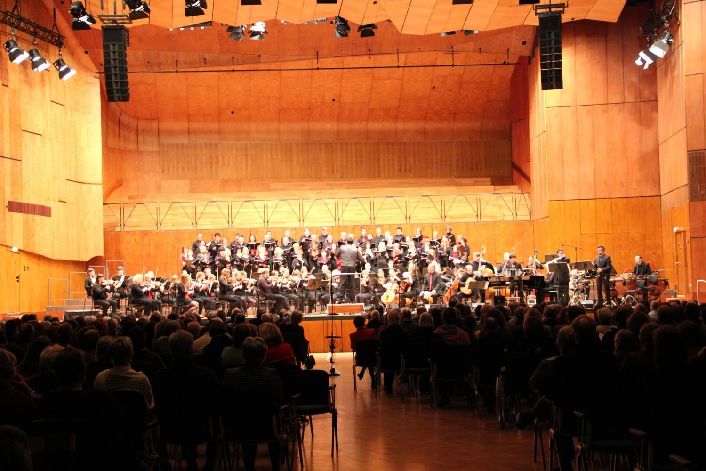 Tango-Fantasien, Liederhalle Stuttgart, Feb. 2015